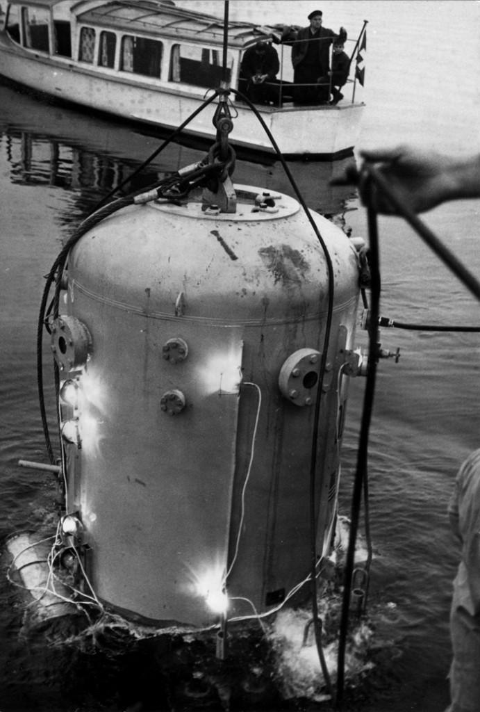 Submarino de 1961 - Manufacture Vulcain
