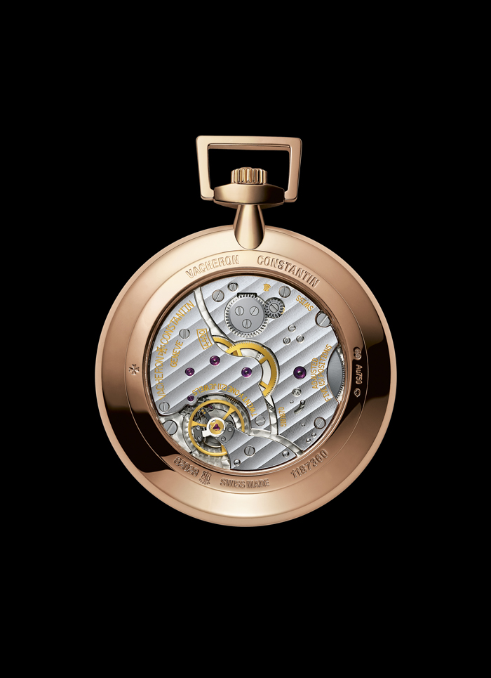 Patrimony Contemporain Pocket Watch