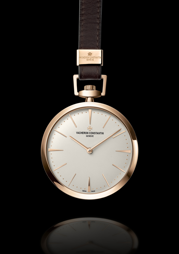 Patrimony Contemporaine Pocket Watch