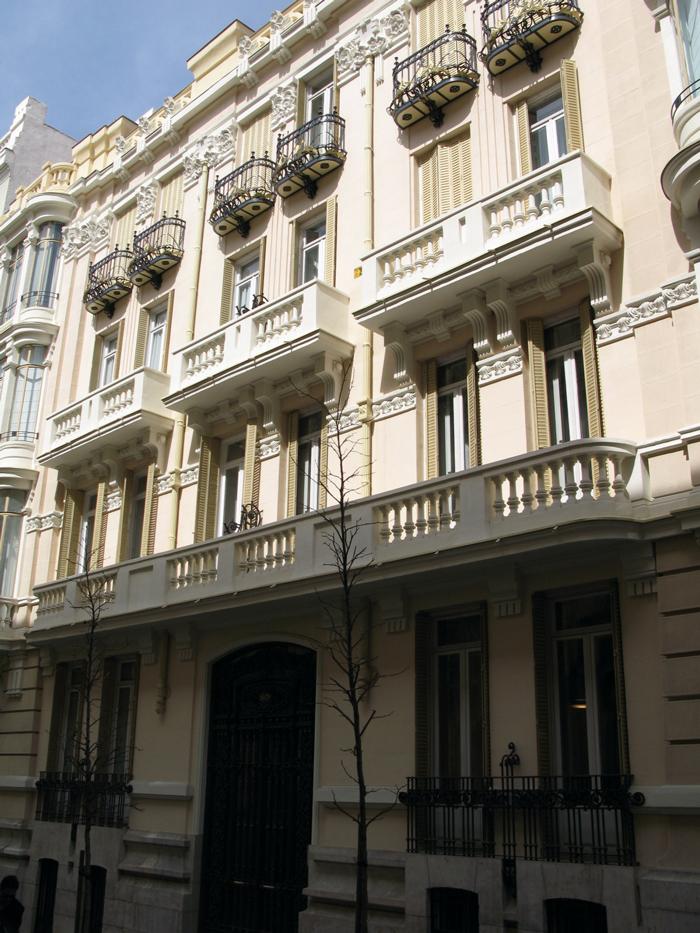 Audemars Piguet sede en Madrid