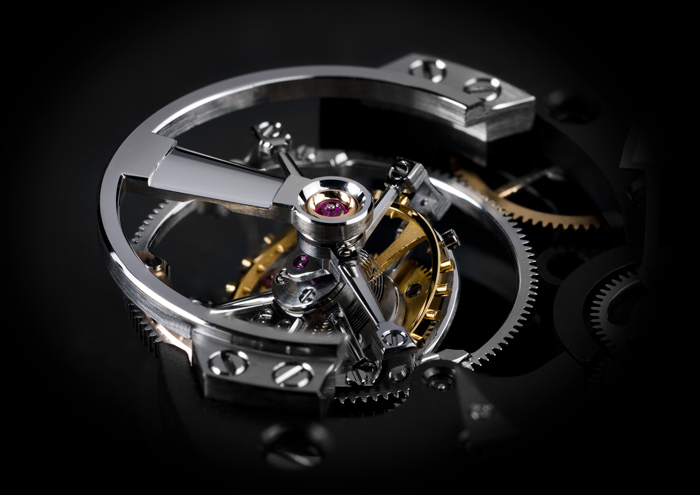 Doble Tourbillon 30°