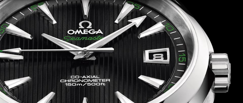 Omega seamaster golf 1