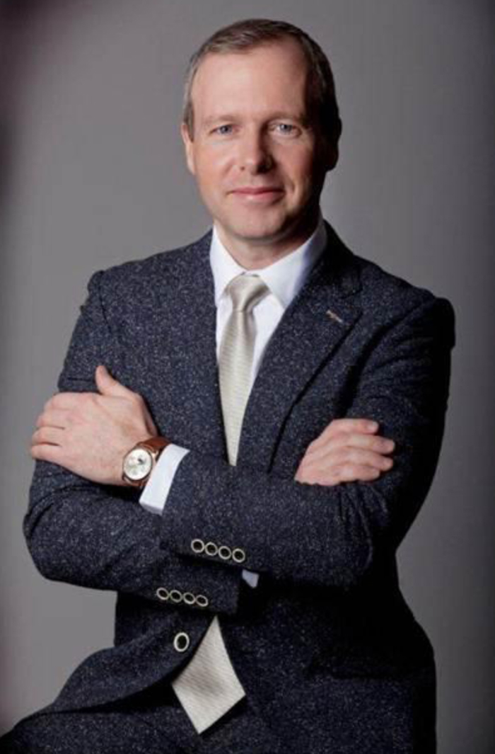 Xavier Nolot, CEO de Audemars Piguet (North America) Inc.