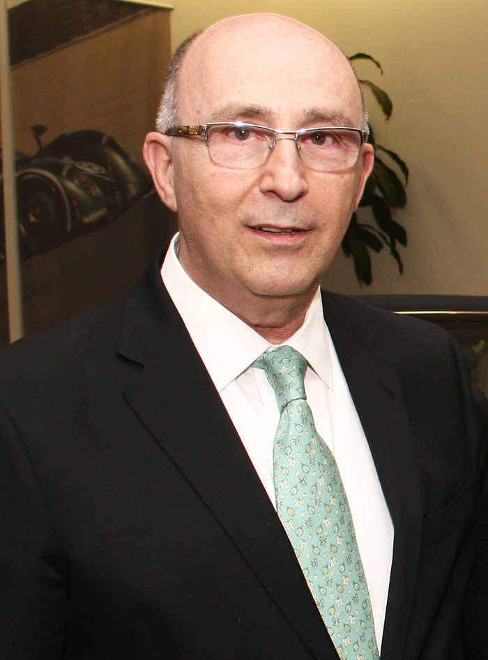 Ing. David Esquenazi.