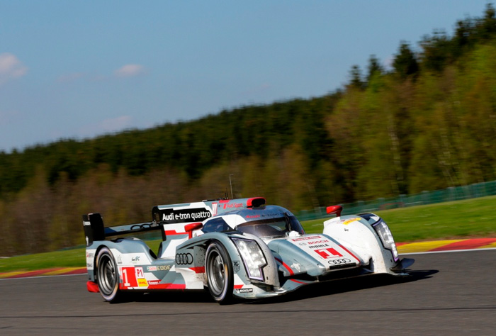 TAG Heuer / Audi Sport