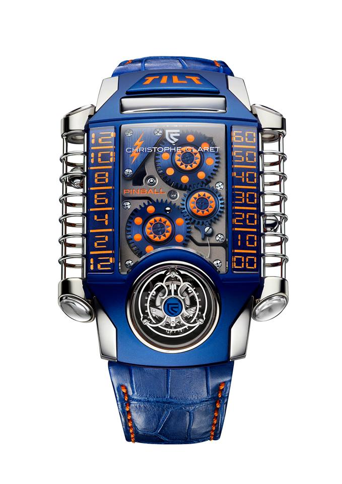 Christophe Claret X-TREM-1 Pinball / Only Watch Auction