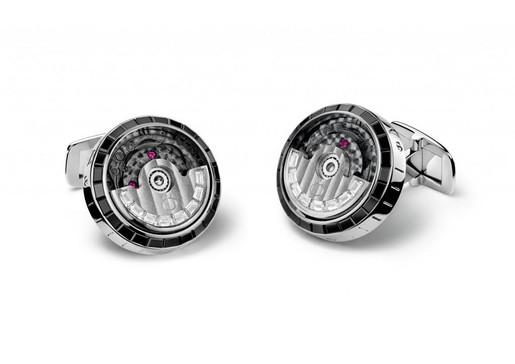Desde 2006, las mancurnilas de Milus se han convertido en las favoritas de los apasionados del estilo y la alta relojería.