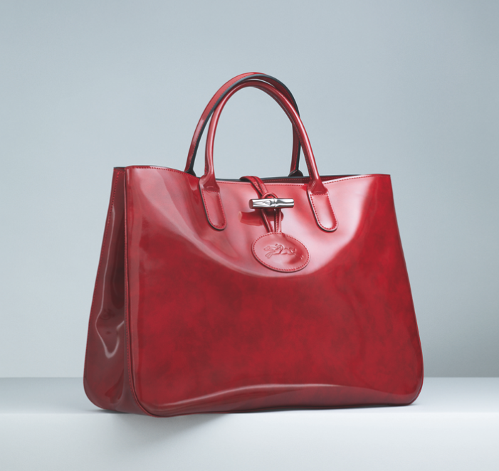 Longchamp Roseau Box.
