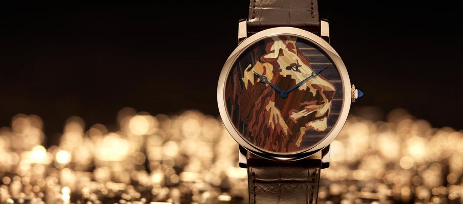 Reloj Ronde Louis Cartier.