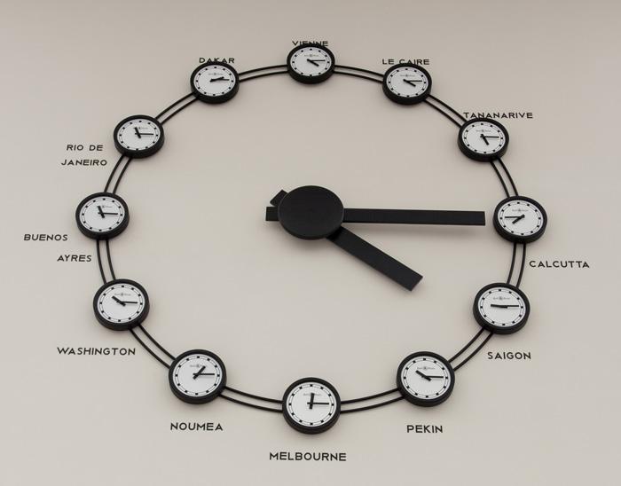 Bell & Ross patrocinador de la renovación del reloj monumental del Bourget Museum of Air and Space