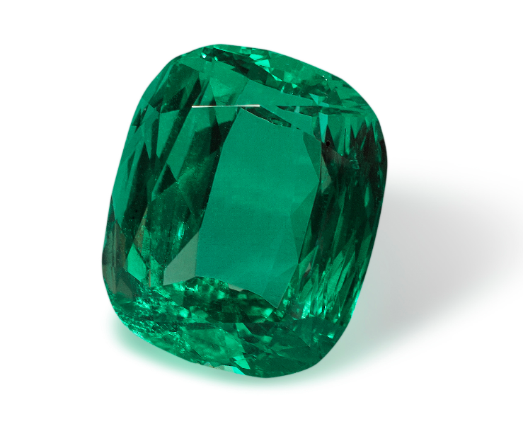 The Imperial Emerald ¡206 quilates!
