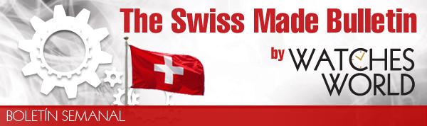 Cabezal Boletin The Swiss Made copy