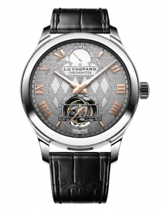 L.U.C Tourbillon único de Chopard para Only Watch.