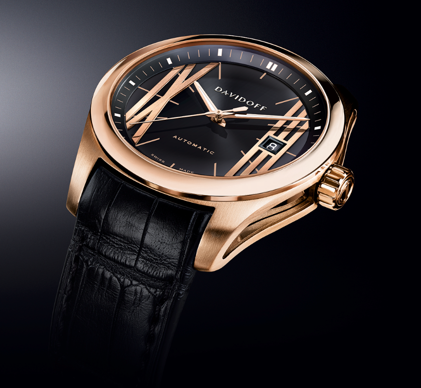 Davidoff Gent Automatic Red Gold