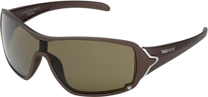 Eyewear in Motion // TAG Heuer RACER Brown