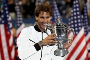 Rafael Nadal, campeón del US Open 2013