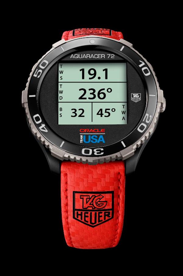 TAG Heuer Aquaracer 72 Oracle Team USA