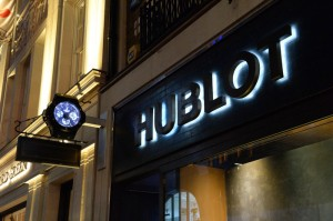 Hublot Honours Pele, Hublot, New Bond Street, London