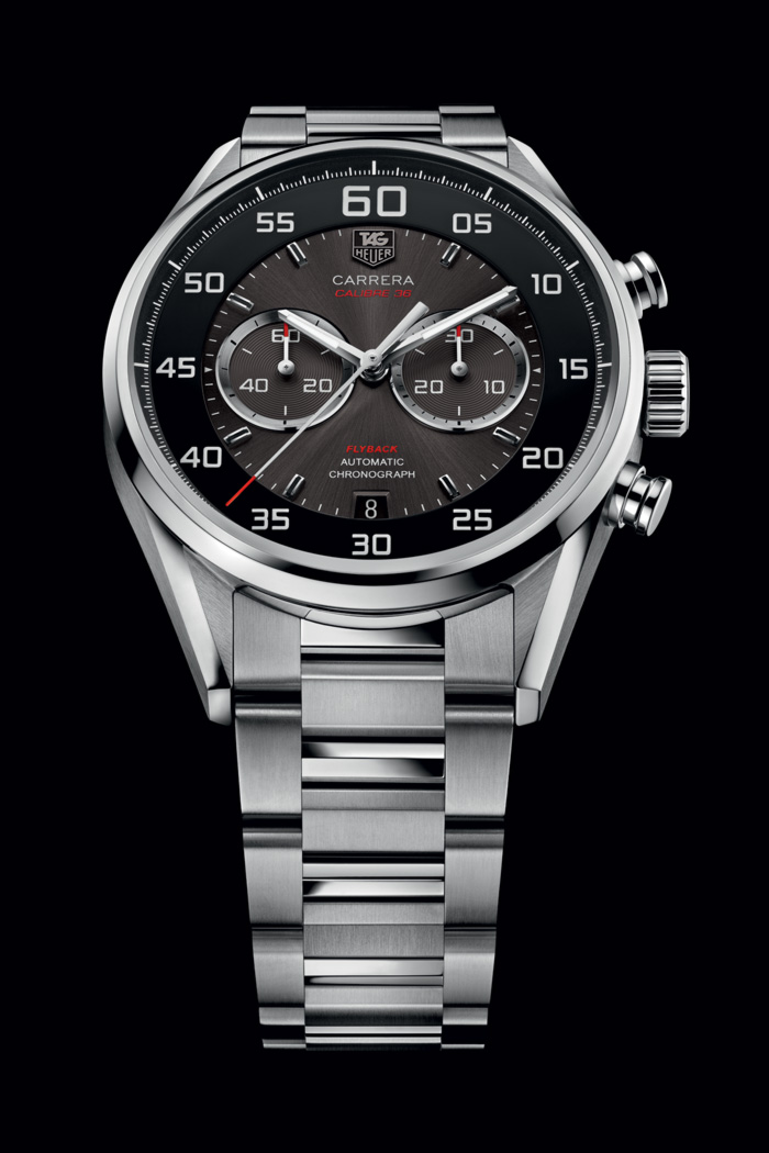 TAG Heuer Calibre 36 Automatic Chronograph Flyback Date