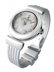 CHARRIOL Lady AEL Watch White Ceramic (3)