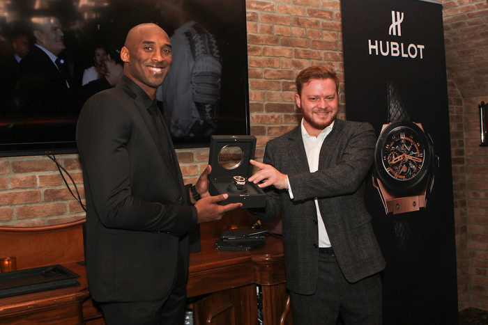 Kobe Bryant Hublot Watch