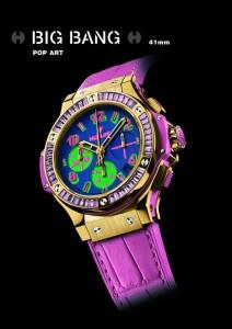 Big Bang Pop Art.