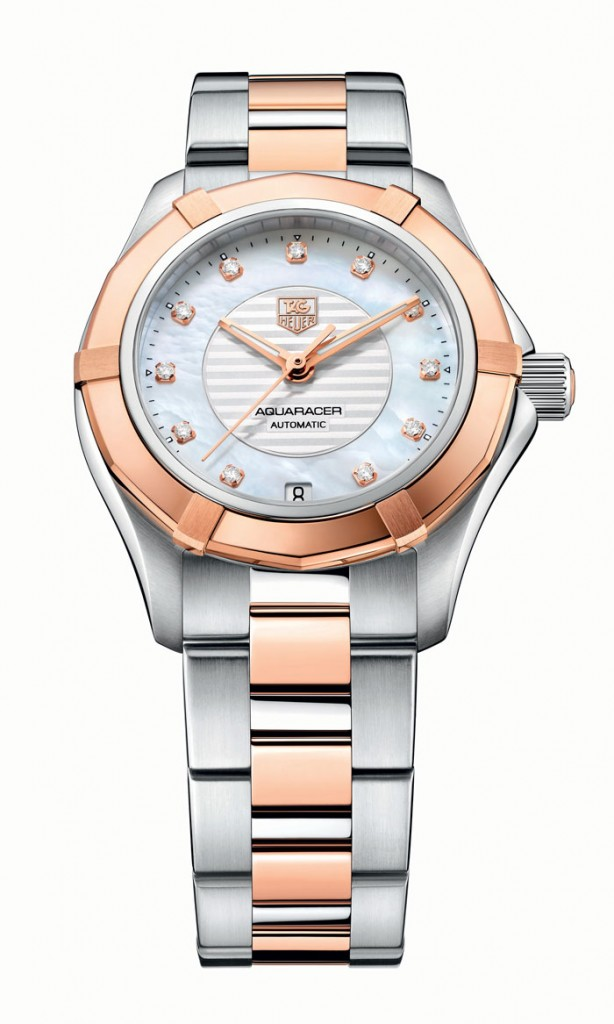 WAP2351.BD0838_AQUARACER_LADY_AUTOMATIC_WATCH_S&RG_PACKSHOT_2013