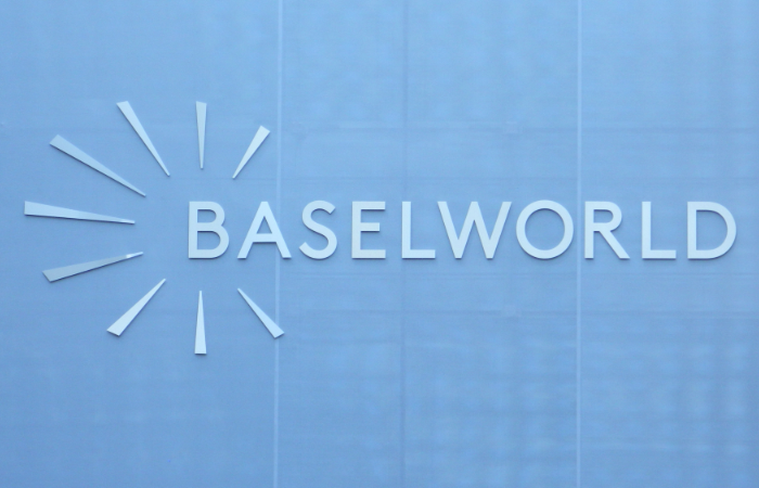 Recinto Baselworld.