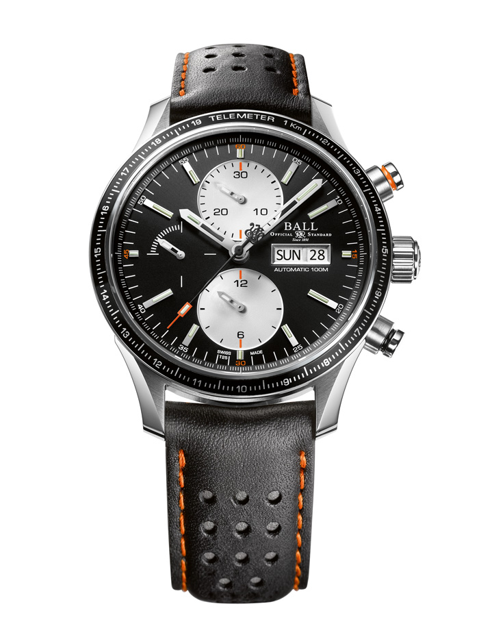 BALL Watch Fire Storm Chaser Pro