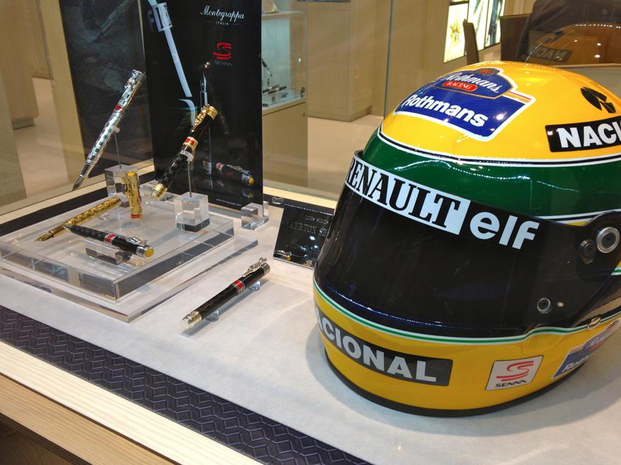 Ayrton Senna Montegrappa