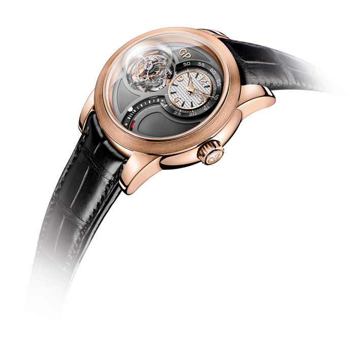 Tri-Axial Tourbillon