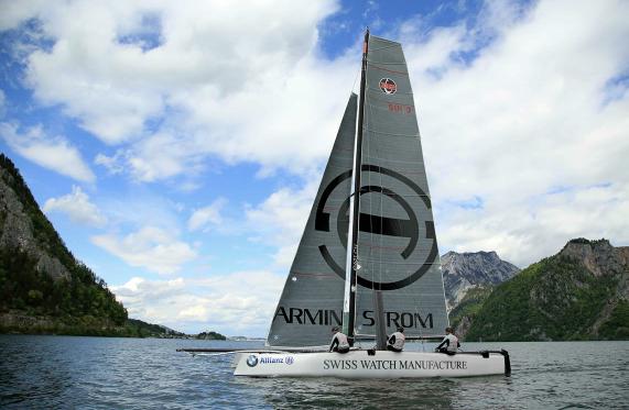 ARMIN STROM Sailing Team