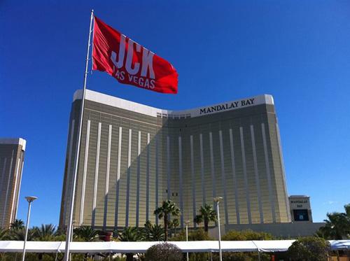 JCK Las Vegas - Louis Moinet