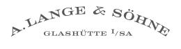 A.LANGE SOHNE