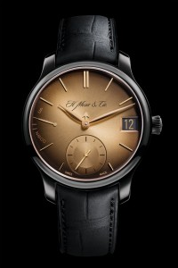 Endeavour Perpetual Calendar Black Golden Edition