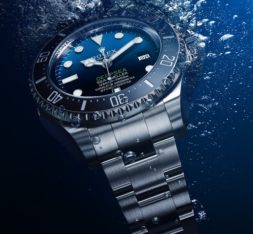 Sea-Dweller Deepsea Challenge  D-Blue Dial