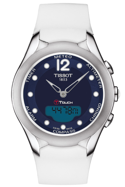Solar Tissot T-Touch Lady