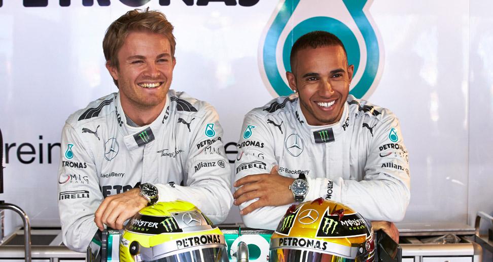 Lewis-Hamilton-and-Nico-Rosberg-IWC-Ambassadors_1_web