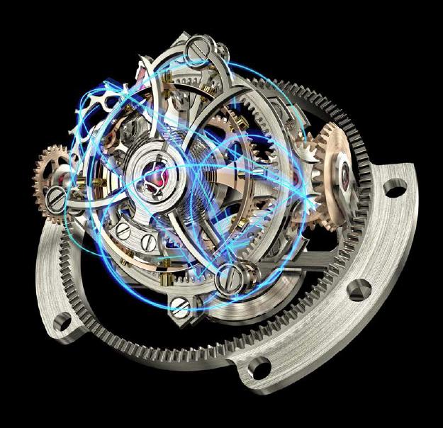 Aunque el tourbillon se introdujo hace más de 200 años, los relojeros aún tratan de optimizar su eficacia.