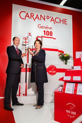 Caran d'Ache_Anniversary_Press Picture_300dpi