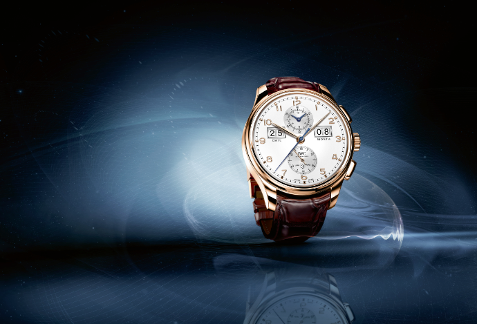 Portugieser PC Digital Date-Month 75th Anniversary