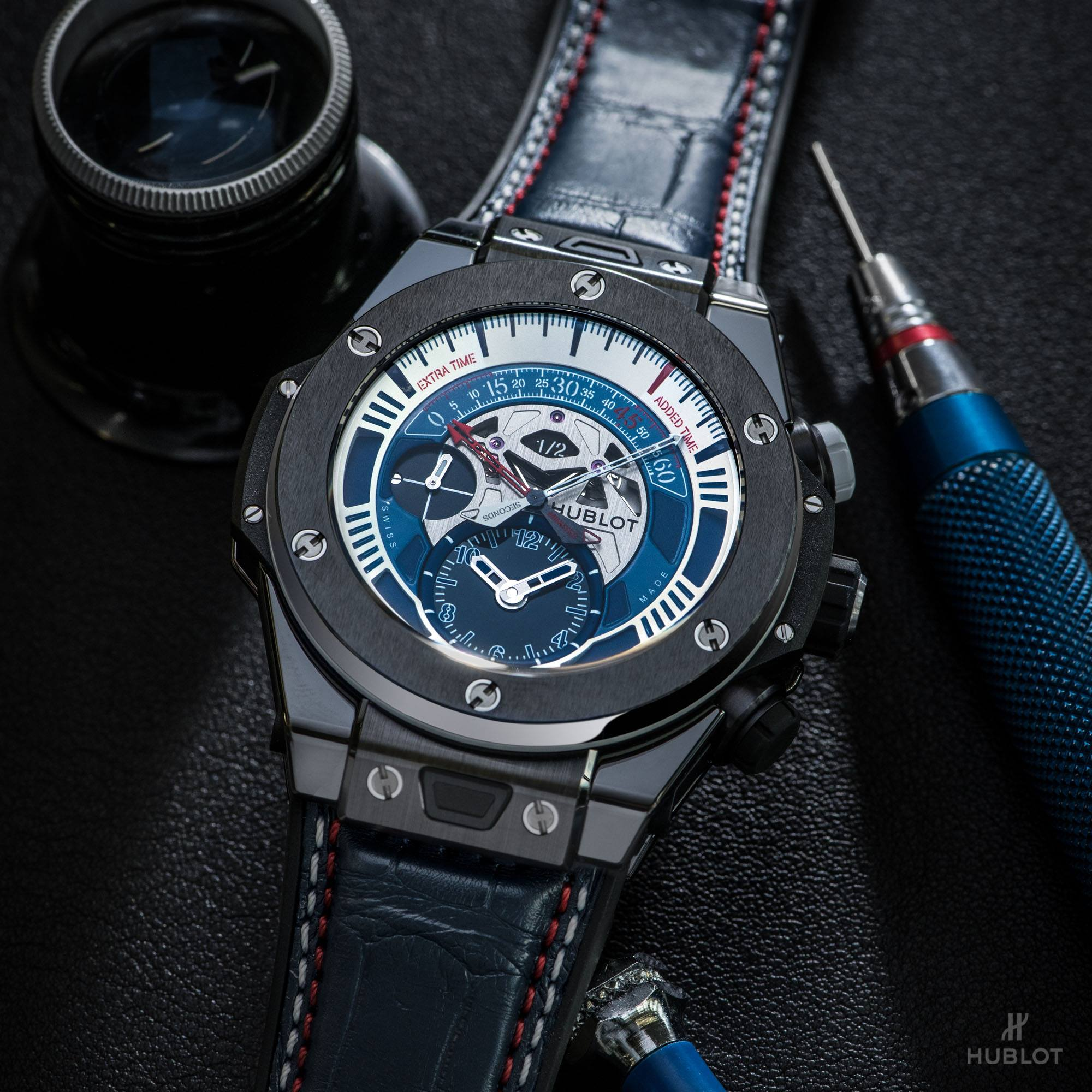 Hublot-Big Bang Unico Bi-Retrograde Chronograph