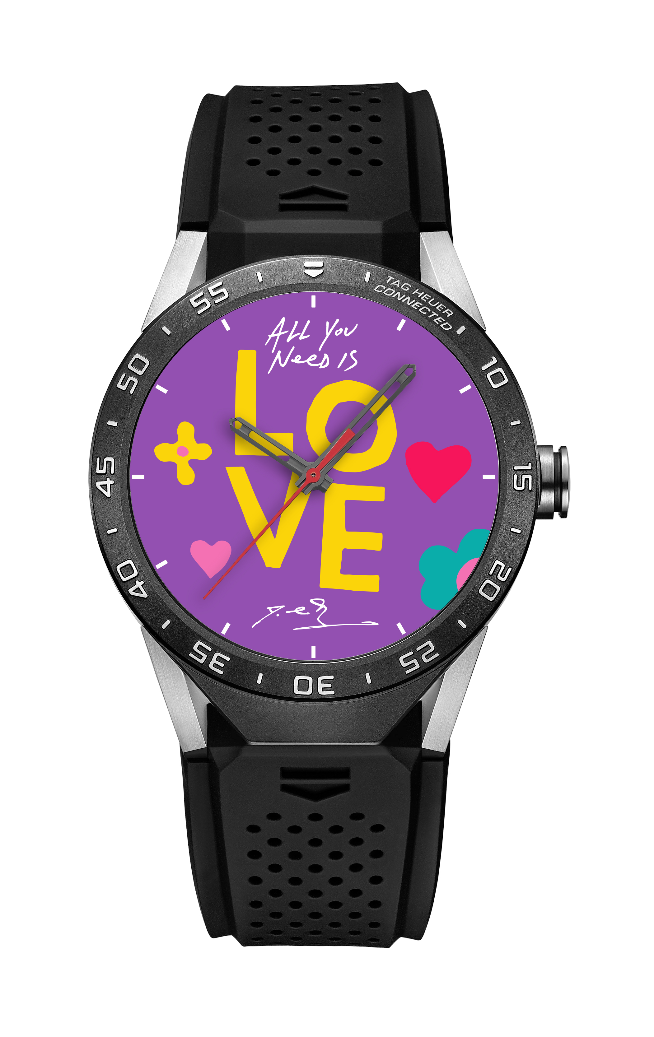 TAG_Heuer_Connected_Watch_Face_Jean-Claude_Biver_1