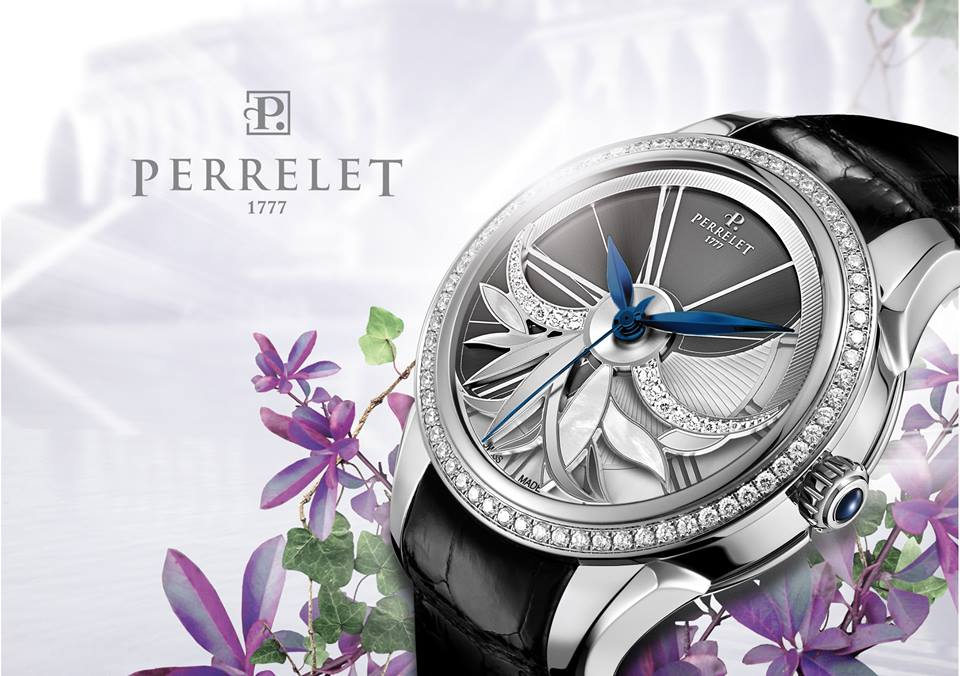 Perrelet Diamond Flower Amytis
