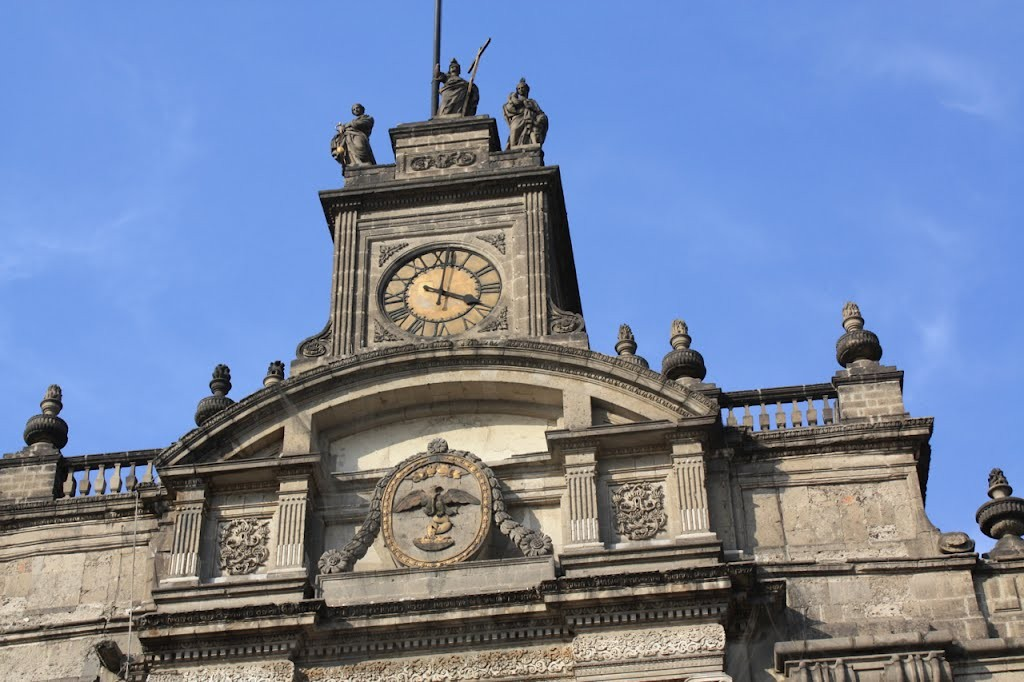 Catedral CDMX