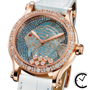Chopard Happy fish Pre Basel