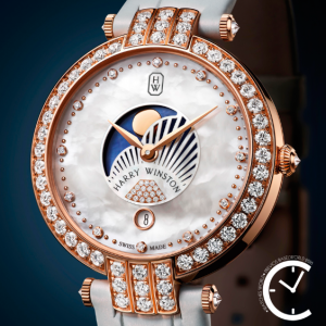 Harry Winston Premier Moon Phase PreBasel