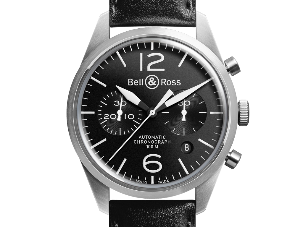 Bell-and-Ross-BR-126-Vintage-Chronograph