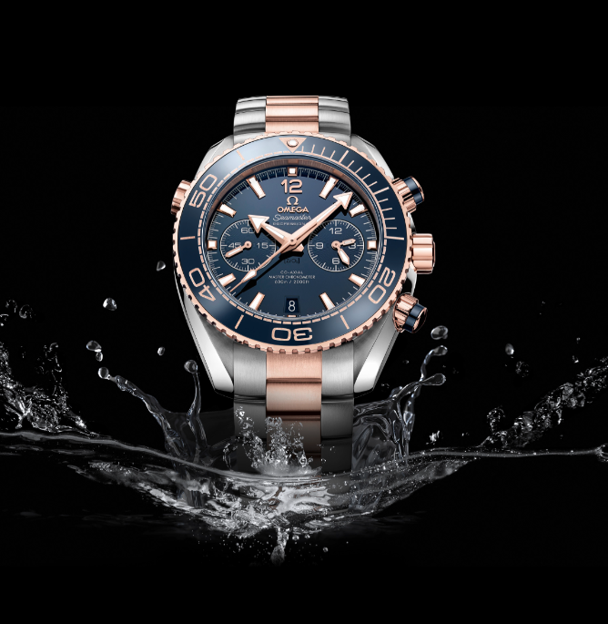 OMEGA Seamaster Master Chronometer Chronograph