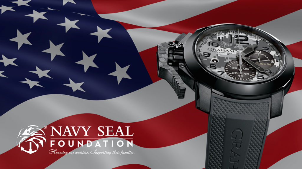 GRAHAM partnership with Navy SEAL Foundation4